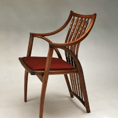 Keith Neer - Chair Design Inspired by Michael Fortune
